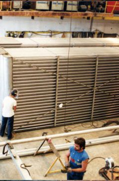 Waste Heat Evaporators
